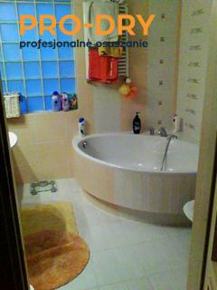 lokalizacja wycieku w łazience - Gdynia